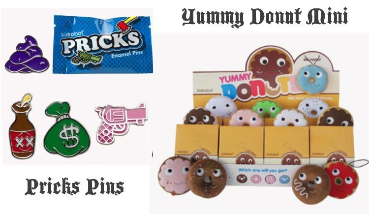 Pricks&YummyDonut